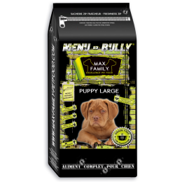 Menu BULLY Puppy Large - by MAX Family 12kg