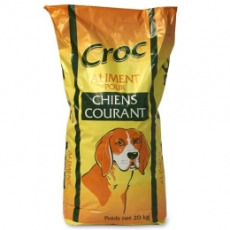 Croquettes pour chien adulte MASTER CROC CHIEN COURANT 25-8 20 kg